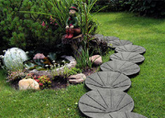 Zahrada a exteriér
