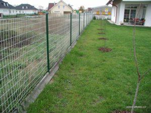 Kůly, palisády, plotové základy